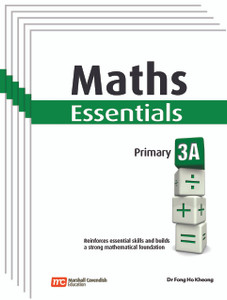 Maths Essentials Grade 3A (6 Pack)