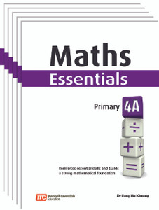 Maths Essentials Grade 4A (6 Pack)