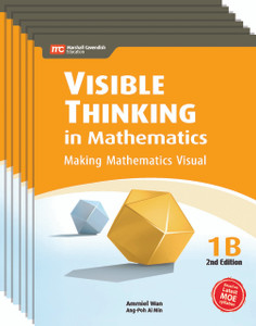 Visible Thinking in Mathematics Grade 1B (6 Pack)