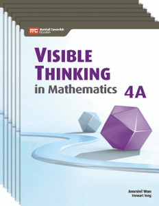 Visible Thinking in Mathematics Grade 4A (6 Pack)