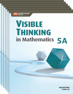 Visible Thinking in Mathematics Grade 5A (6 Pack)