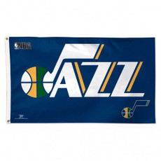 NBA Utah Jazz  - 3 ft. x 5 ft.  Flag