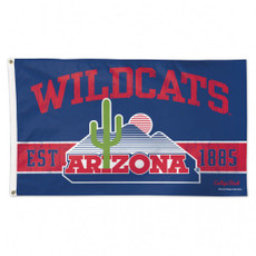 University of Arizona - 3 ft. x 5 ft.  Flag