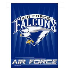 Air Force Academy Falcons - 27 in. x 37 in. Vertical Hanging Flag