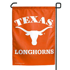 NCAA Texas Longhorns - 11 in. x 15 in. Garden Flag