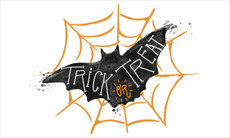 3'x5' Halloween Trick or Treat Flag