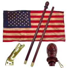 Heritage Flag Series Kit - 50 Star Flag