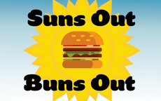 Suns Out, Buns Out, Summer 3x5