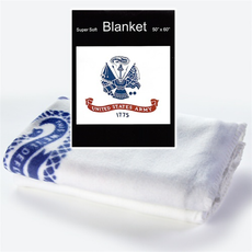 Military and Patriotic Blankets