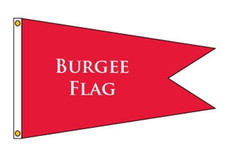 Burgee Attention Flag