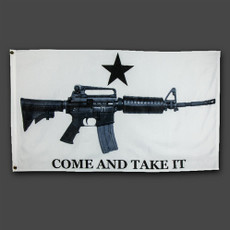 Come and Take It 3x5 Flag