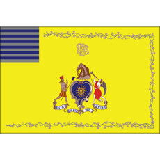 Philadelphia Light Horse Flags - 3'x5' Outdoor Nylon