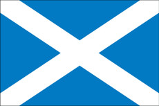Scotland - St. Andrew's Cross Flag