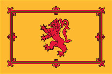 Scotland - Rampant Lion Flag