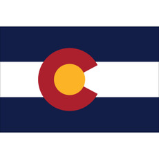 Colorado State Flags