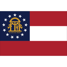 Georgia State Flags