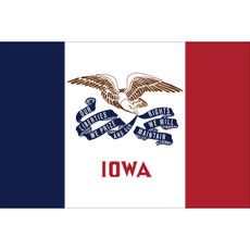 Iowa State Flags