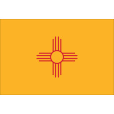 New Mexico State Flags
