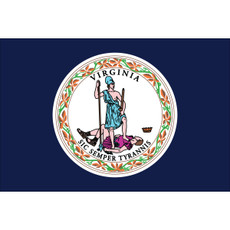 Virginia State Flags