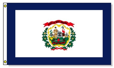 West Virginia State Flags