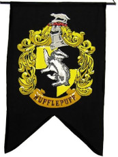 Harry Potter- Hufflepuff - House Banner
