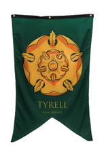 Game of Thrones - Tyrell House - Dovetail Flag