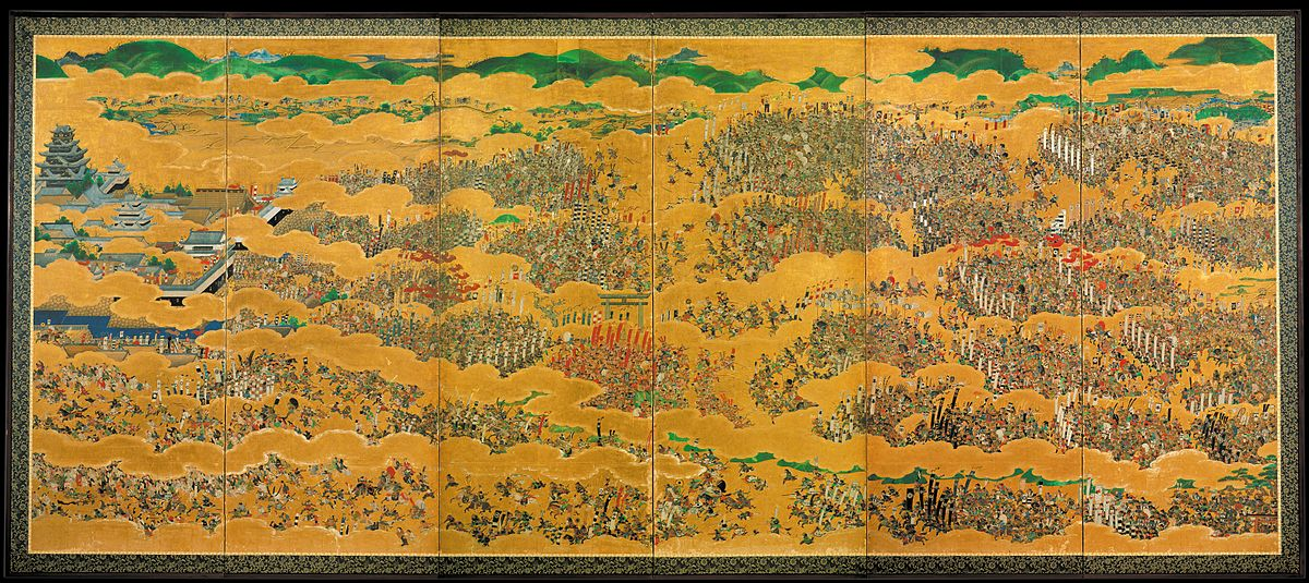 the-siege-of-osaka-castle