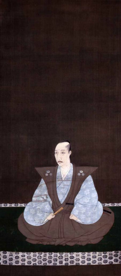 Oda Nobunaga (painted by Kano Eitoku)