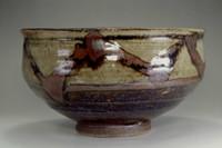 Mashiko pottery bowl by Murata Gen #2427