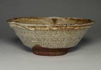 sale: HIRA CHAWAN Antique Japanese Pottery Bowl w shifuku