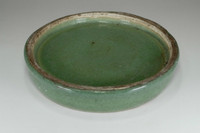 sale: Crackle glazed longquan ceramic inkstone