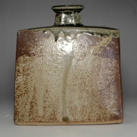 sale:  Vintage Mashiko vase by Murata Gen