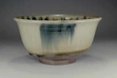 sale: Kato Shuntai antique kizeto tea bowl