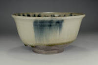 sale: Kato Shuntai antique kizeto tea bowl