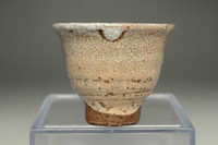 sale:  10th Miwa Kyusetsu vintage hagi drinking cup