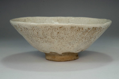 sale: Antique ceramic tea bowl by Kato Shuntai
