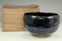 sale: Antique Kuro-raku chawan
