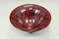 sale: Antique red glazed jianyao tea bowl
