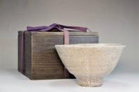 sale: Old 'ido chawan' korean pottery bowl #3047