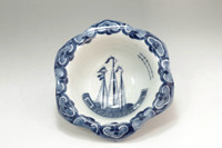 sale: Daoguang marked Antique Chinese blue and white porcelain bowl (5 45/64in)
