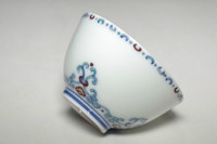 sale: Yongzheng official porcelain marked Chinese doucai cup (2 37/64in)