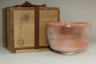 sale: 12th Raku Konyu (1857-1932) Antique tea bowl