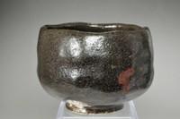 Raku Chawan - Japanese tea bowl#3452