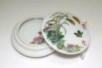 sale: Qianlong period (1736-1795) Chinese famille rose porcelain case