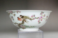 sale: Yongzheng period (1723-1735) famille rose porcelain bowl