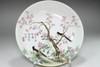 sale: Yongzheng period (1723-1735) famille rose porcelain plate