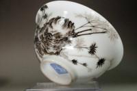 Chinese Yongzheng (1723-1735) Guyuexuan famille rose bowl #3591