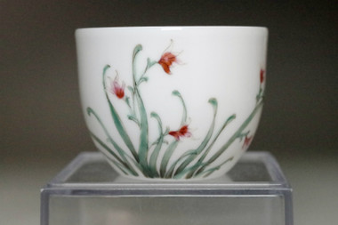 sale: Shendetang (1820-1850) Chinese famille rose porcelain cup