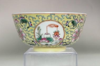 sale: Chinese Tongzhi (1862-1874) Famille rose porcelain bowl