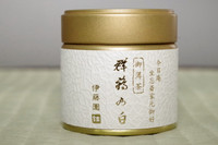"sale: Premium matcha green tea powder 30g ""Gunkaku-no-shiro"""